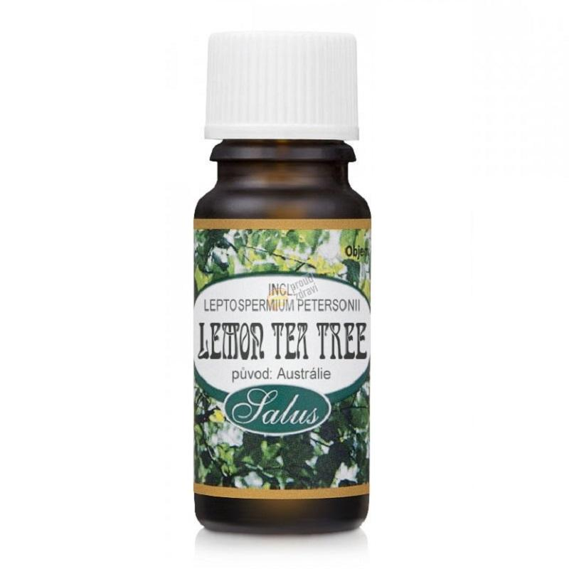 Esenciální olej Lemon Tea Tree 10 ml