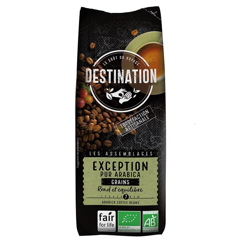Káva zrnková Exception Destination BIO 250 g