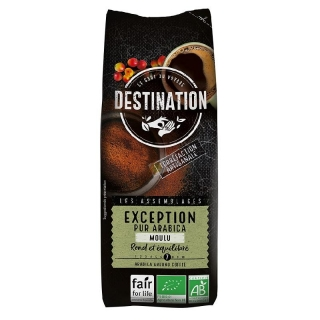 Káva mletá Exception Destination BIO 250 g
