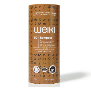 50 weiki kompost 250 ml