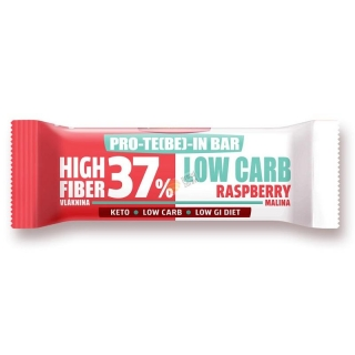 PRO-TE(BE)-IN LOW CARB Malina 35 g