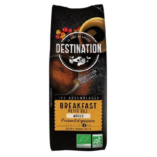 Káva mletá Breakfast Destination BIO 250 g